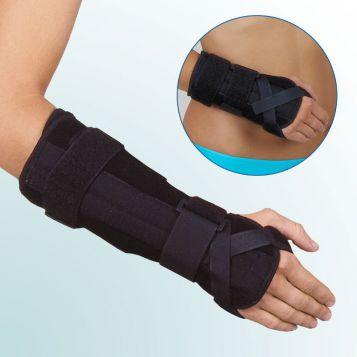 OR 10F - Ortéza zápěstí léčebná dvoudílná