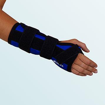 OR 10/25 - Ortéza zápěstí léčebná