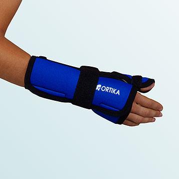 OR 27 - Ortéza zápěstí s fixací palce