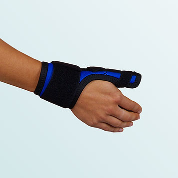 OR 10A - Ortéza palce s dlahou