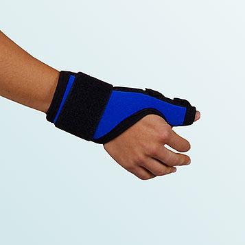OR 10A/I - Ortéza palce se dvěma dlahami