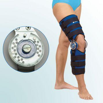OR 1 - Ortéza kolenního kloubu s limitovaným rozsahem pohybu