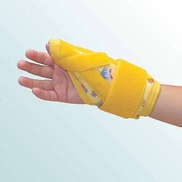 OR 10A/I - Ortéza palce s dvěma dlahami
