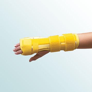 OR 26 - Ortéza zápěstní rigidní