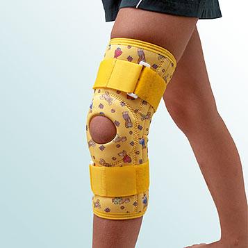OR 33 - Ortéza kolenního kloubu návleková s výztuhou