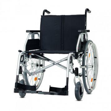 Pyro Light Optima XL - Cena: 19 950 Kč, mechanický invalidní vozík odlehčený zesílený.