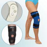 OR 7C/n - Ortéza kolenního kloubu – krátká léčebná s kloubem návleková