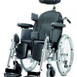 Triton - Cena: 48 190 Kč, mechanický invalidní vozík speciální.
